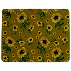 Sunflowers Pattern Jigsaw Puzzle Photo Stand (rectangular)