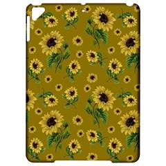 Sunflowers Pattern Apple Ipad Pro 9 7   Hardshell Case