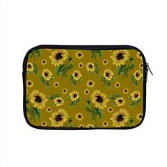 Sunflowers Pattern Apple Macbook Pro 15  Zipper Case
