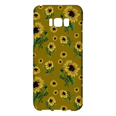Sunflowers Pattern Samsung Galaxy S8 Plus Hardshell Case