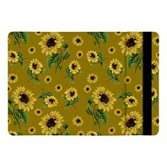 Sunflowers Pattern Apple Ipad Pro 10 5   Flip Case