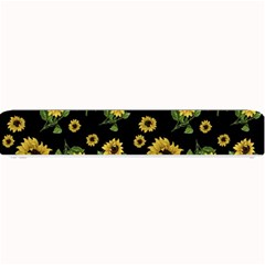 Sunflowers Pattern Small Bar Mats