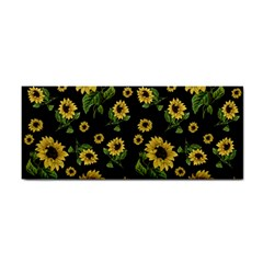 Sunflowers Pattern Cosmetic Storage Cases