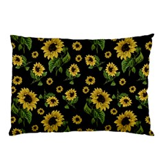 Sunflowers Pattern Pillow Case