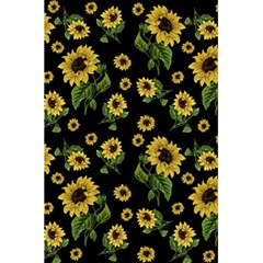 Sunflowers Pattern 5 5  X 8 5  Notebooks