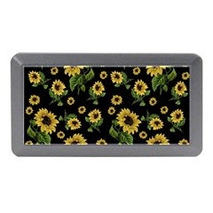 Sunflowers Pattern Memory Card Reader (mini)