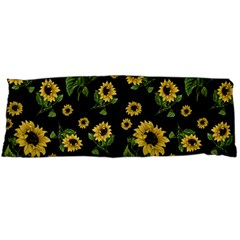 Sunflowers Pattern Body Pillow Case Dakimakura (two Sides)