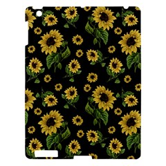 Sunflowers Pattern Apple Ipad 3/4 Hardshell Case