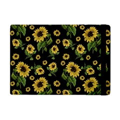Sunflowers Pattern Apple Ipad Mini Flip Case