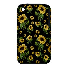 Sunflowers Pattern Iphone 3s/3gs