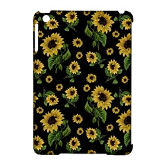 Sunflowers Pattern Apple Ipad Mini Hardshell Case (compatible With Smart Cover)