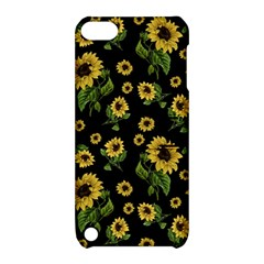 Sunflowers Pattern Apple Ipod Touch 5 Hardshell Case With Stand