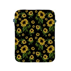 Sunflowers Pattern Apple Ipad 2/3/4 Protective Soft Cases