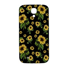 Sunflowers Pattern Samsung Galaxy S4 I9500/i9505  Hardshell Back Case