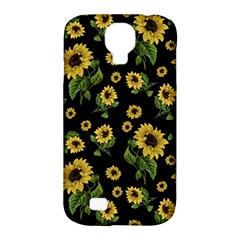 Sunflowers Pattern Samsung Galaxy S4 Classic Hardshell Case (pc+silicone)