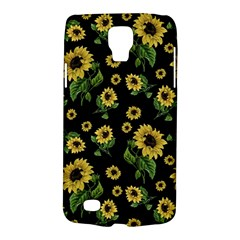 Sunflowers Pattern Galaxy S4 Active
