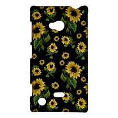 Sunflowers Pattern Nokia Lumia 720