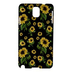 Sunflowers Pattern Samsung Galaxy Note 3 N9005 Hardshell Case