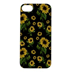 Sunflowers Pattern Apple Iphone 5s/ Se Hardshell Case