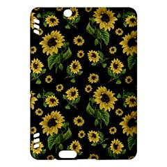 Sunflowers Pattern Kindle Fire Hdx Hardshell Case