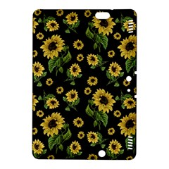 Sunflowers Pattern Kindle Fire Hdx 8 9  Hardshell Case