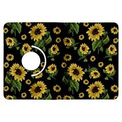 Sunflowers Pattern Kindle Fire Hdx Flip 360 Case