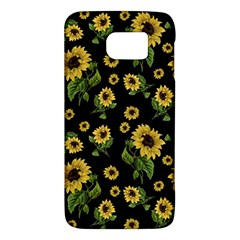 Sunflowers Pattern Galaxy S6