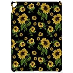 Sunflowers Pattern Apple Ipad Pro 12 9   Hardshell Case