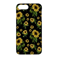 Sunflowers Pattern Apple Iphone 7 Plus Hardshell Case