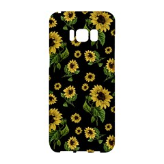 Sunflowers Pattern Samsung Galaxy S8 Hardshell Case