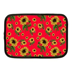 Sunflowers Pattern Netbook Case (medium)
