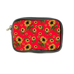 Sunflowers Pattern Coin Purse