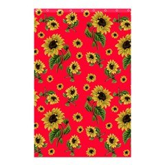 Sunflowers Pattern Shower Curtain 48  X 72  (small)