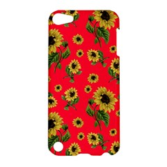 Sunflowers Pattern Apple Ipod Touch 5 Hardshell Case