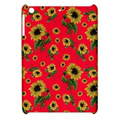 Sunflowers Pattern Apple Ipad Mini Hardshell Case