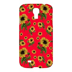 Sunflowers Pattern Samsung Galaxy S4 I9500/i9505 Hardshell Case