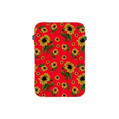 Sunflowers Pattern Apple Ipad Mini Protective Soft Cases