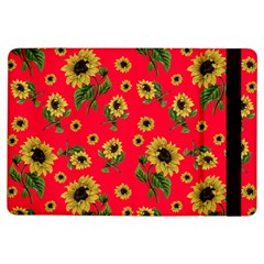 Sunflowers Pattern Ipad Air Flip
