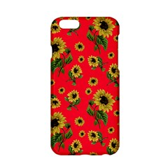 Sunflowers Pattern Apple Iphone 6/6s Hardshell Case