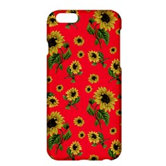 Sunflowers Pattern Apple Iphone 6 Plus/6s Plus Hardshell Case