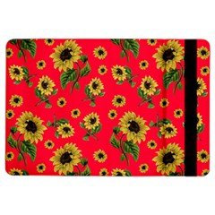 Sunflowers Pattern Ipad Air 2 Flip