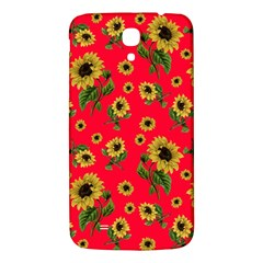 Sunflowers Pattern Samsung Galaxy Mega I9200 Hardshell Back Case