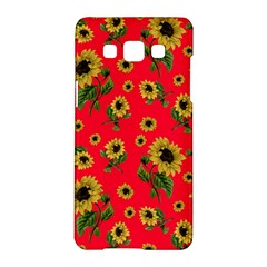Sunflowers Pattern Samsung Galaxy A5 Hardshell Case