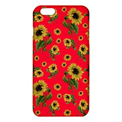 Sunflowers Pattern Iphone 6 Plus/6s Plus Tpu Case