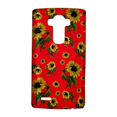 Sunflowers Pattern Lg G4 Hardshell Case