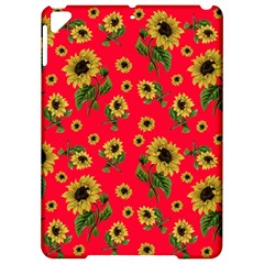Sunflowers Pattern Apple Ipad Pro 9 7   Hardshell Case