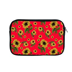 Sunflowers Pattern Apple Macbook Pro 13  Zipper Case