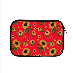 Sunflowers Pattern Apple Macbook Pro 15  Zipper Case