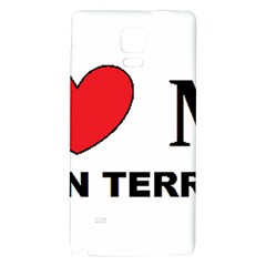 Cairn Terrier Love Galaxy Note 4 Back Case