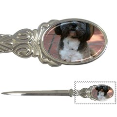 Lhasa Apso Shaved Letter Openers